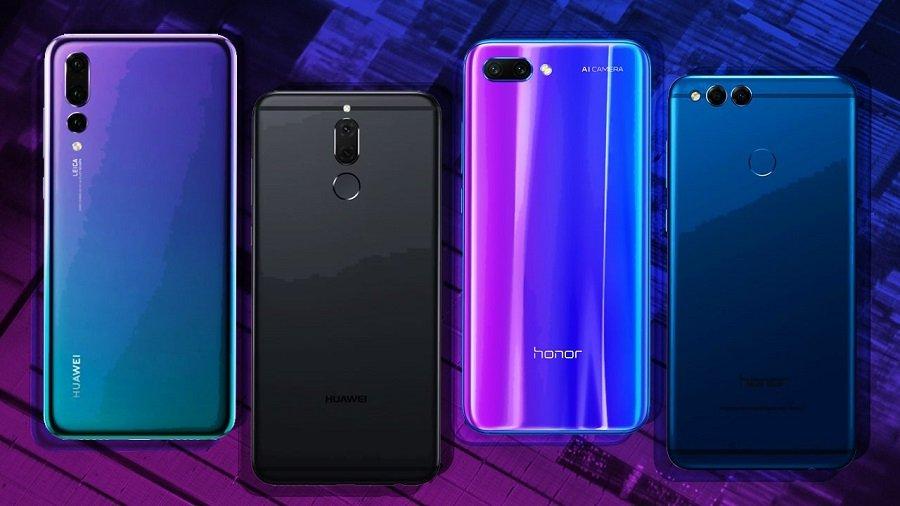 Huawei phones in Kenya