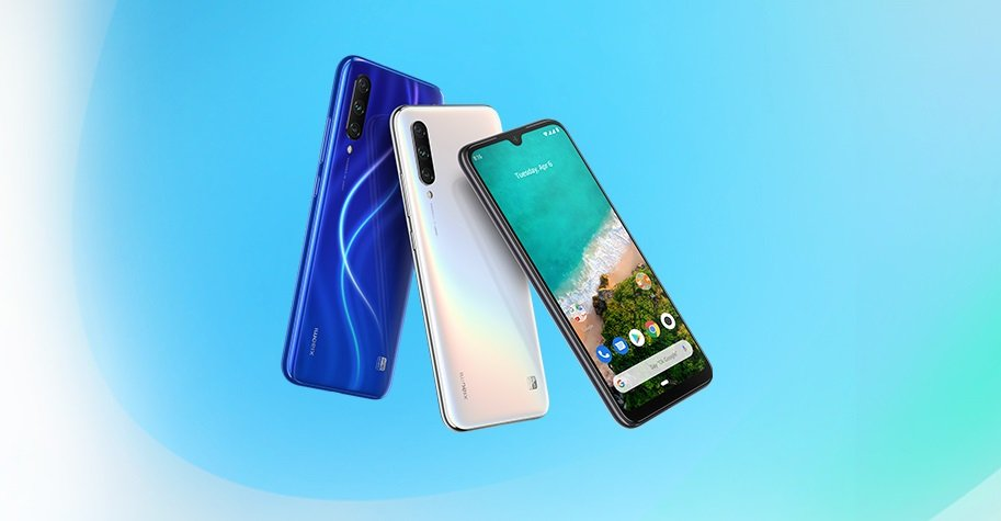 Xiaomi phones in Kenya