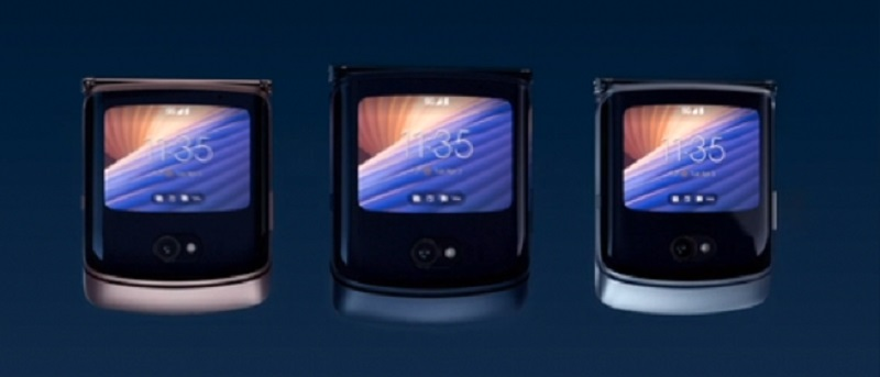 Motorola RAZR 5G 1
