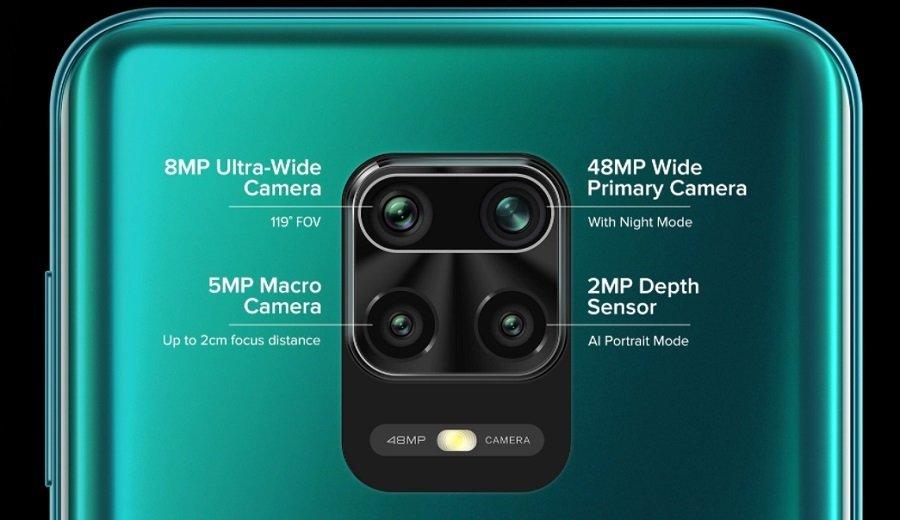 Redmi Note 9 Pro Camera