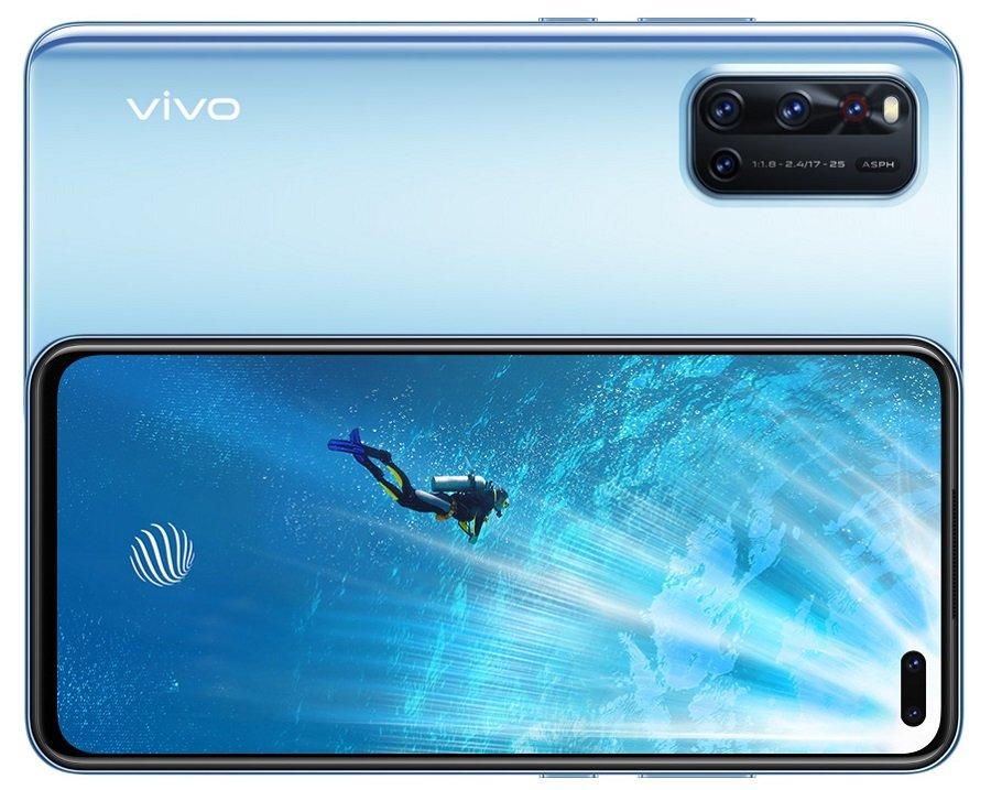 Vivo V19 Design