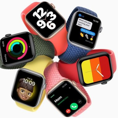 Apple Watch SE: An Apple Watch On A Budget